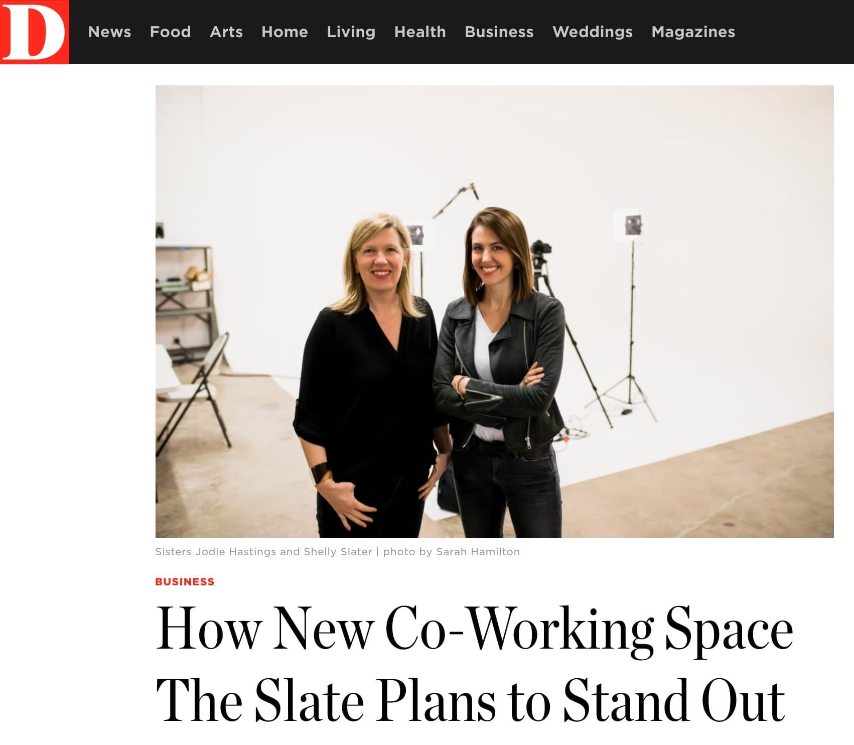 How New Co-Working Space The Slate Plans to Stand Out | D Magazine