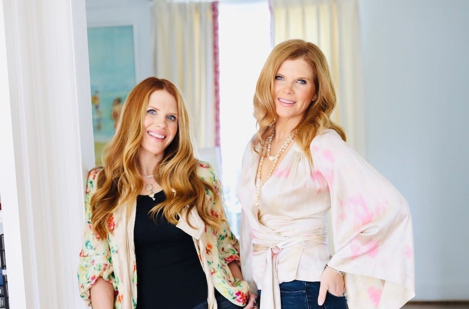 Celebrating Sisters: Erin Duvall and Molly Duvall Thomas of Sisters of Red
