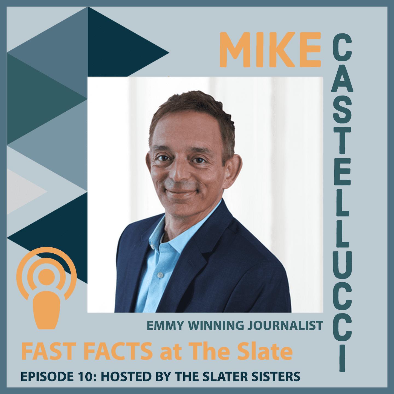 Episode 10:  Mike Castellucci