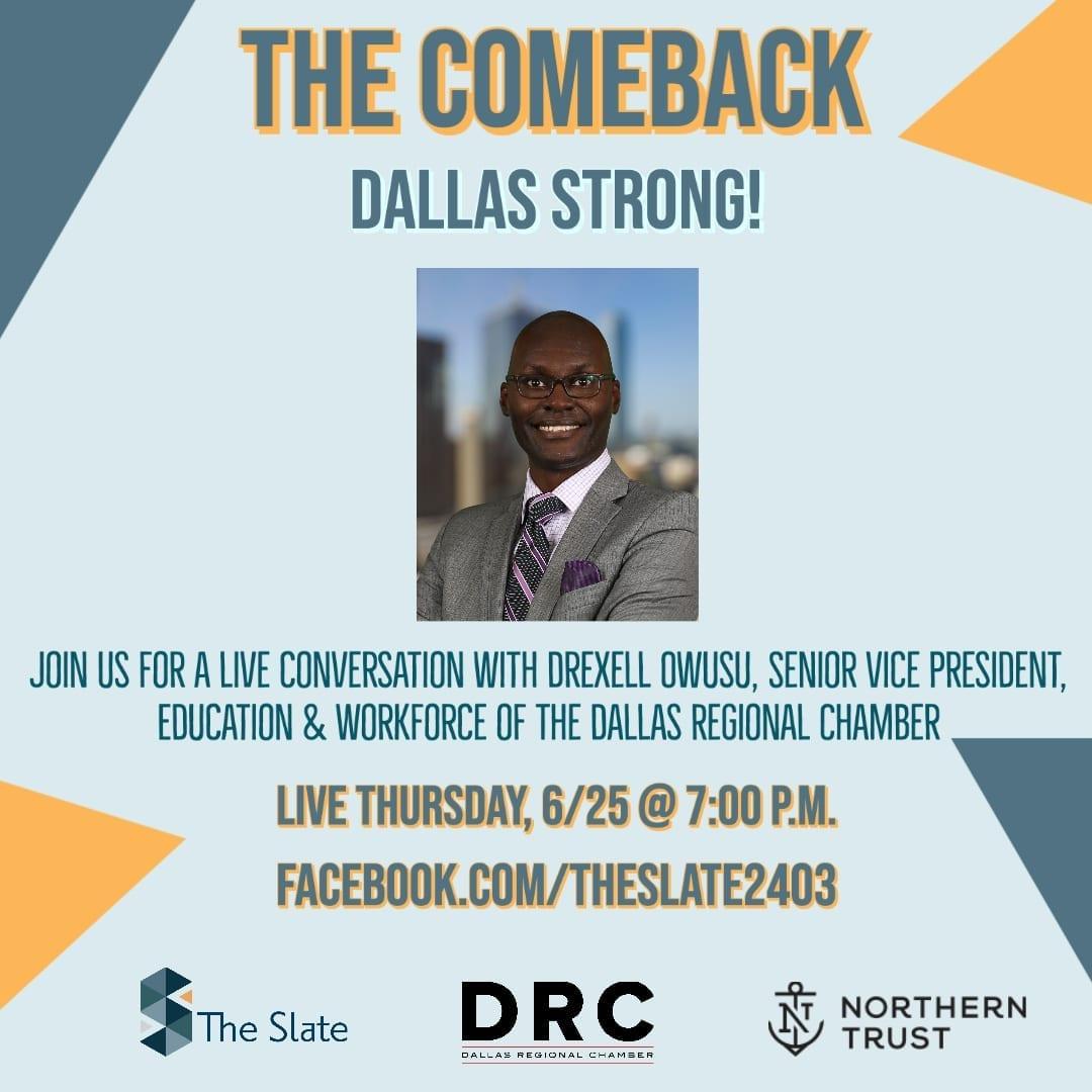 The Dallas Comeback: Dallas Strong