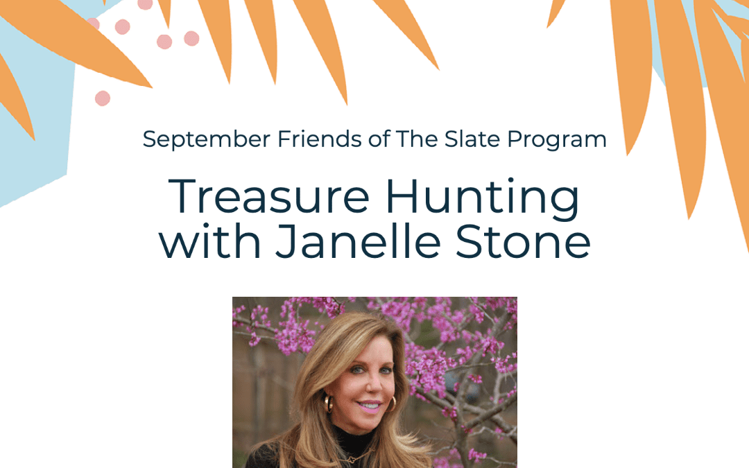Treasure Hunting with Janelle Stone