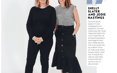 The 17 Most Influential Dallasites: Jodie Slater Hastings and Shelly Slater