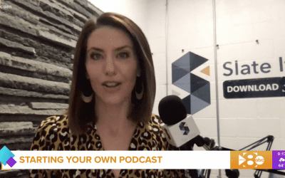 Starting Your Very Own Podcast